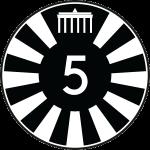 Round Table 5 Logo
