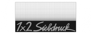 Logo 1&2 Siebdruck